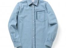 NuGgETS-Denim Shirt - 8oz Denim