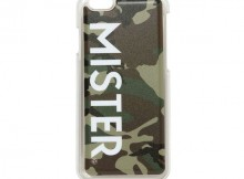 Mr.GENTLEMAN-IC CARD iPhone CASE - MISTER - Camo
