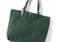 South2 West8-18oz Canvas Canal Park Tote - Tall - Hunter Green