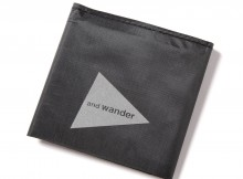 and wander-hybrid cuben fiber wallet - Pure Black