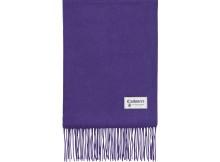 Mr.GENTLEMAN-CASHMERE STOLE - Purple