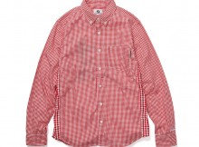 GOODENOUGH-B.D SHIRTS - Red