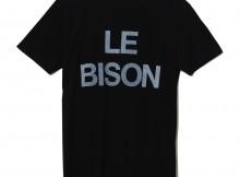 NAISSANCE-PRINT T-SHIRT B - Black
