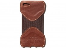 ROBERU - iPhone 7 Case - Brown