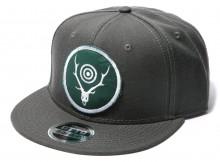 South2 West8 - Baseball Cap - Emblem - Olive
