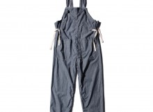 ENGINEERED GARMENTS-Overalls - Cone Chambray - Blue