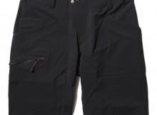 Klattermusen-Magne Shorts Ms - Black