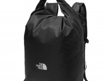 THE NORTH FACE-WP Rolltop Stuff Pack - Black