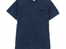 UNIVERSAL PRODUCTS-VELVA SHEEN 2PACK T-SHIRTS - Navy