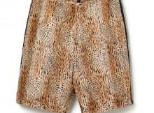 BEDWIN-5:L ZEBRA PANTS 「MANI」 - Leopard