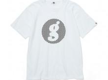 GOODENOUGH-PRINT TEE - LOGO1 - White-B