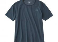 THE NORTH FACE-Tech Lounge S:S Tee - Urban Navy