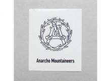 MOUNTAIN RESEARCH-Sticker Set - Wreath