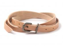 Hender Scheme-tail belt - Natural