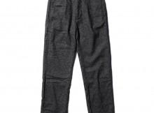 ENGINEERED GARMENTS-Andover Pant - Wool Homespun - Charcoal