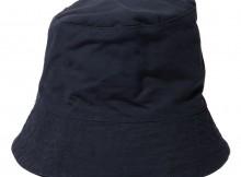 ENGINEERED GARMENTS-Bucket Hat - Cotton Double Cloth - Dk.Navy