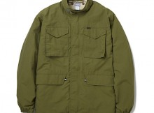 DELUXE CLOTHING-D-65 FJ - Olive
