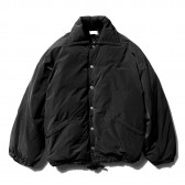 NEON SIGN-COACH DOWN JACKET - Black