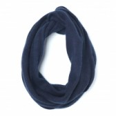Stevenson Overall Co.-Indigo Dyed Cashmere Snood - CS - Indigo