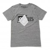 NuGgETS-NuGgETEE 「Roots」 S:S-Tee - Heather