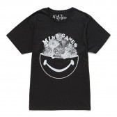 NuGgETS-NuGgETEE 「MIND GAMES」 S:S-Tee - Black