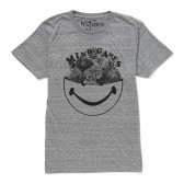NuGgETS-NuGgETEE 「MIND GAMES」 S:S-Tee - Heather