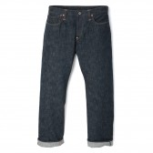 Stevenson Overall Co.-San Francisco - 747 - One Wash (OSX) - Indigo