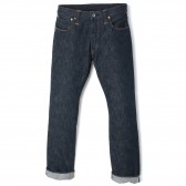 Stevenson Overall Co.-Ventura - 737 - One Wash (OSX) - Indigo