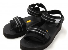 MR51769 MT.RAINIER DESIGN × SUICOKE - REFLECT CEL-VMR SANDALS - Black
