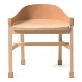 Hender Scheme-カリモク chair - Natural