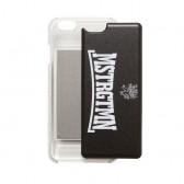 Mr.GENTLEMAN-IC CARD iPhone CASE - MSTRGTMN - Black