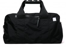 kiruna-DUFFLE BAG - BEATTEX - Black