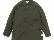 SASSAFRAS-FALL LEAF COAT - 60:40 - Olive