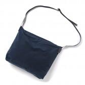 Hender Scheme-all purpose shoulder bag - Navy