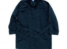 Porter Classic-WEATHER TRENCH COAT - Navy