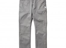 SASSAFRAS-FALL LEAF SPRAYER PANTS - T:C Twill 60:40 - Heather Gray