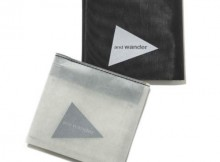 and wander-hybrid cuben fiber wallet - White