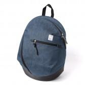 kiruna-P-BAG 3 - DENIM - D.Blue : Black
