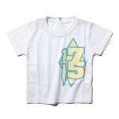 GOODENOUGH-PRINT TEE - 75 (KIDS) - White