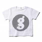 GOODENOUGH-PRINT TEE - LOGO1 (KIDS) - White-B