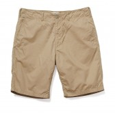 GOODENOUGH-CHINO SHORTS - Beige