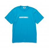 GOODENOUGH-PRINT TEE - MOTION - Turquoise