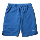 GOODENOUGH-RIPSTOP MESH SHORTS - Blue