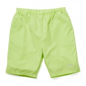 GOODENOUGH-RIPSTOP MESH SHORTS - Yellow