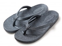SEASUN GYOSAN SANDALS MENS - Charcoal Grey