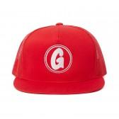 GOODENOUGH-MESH CAP - LOGO1 - Red