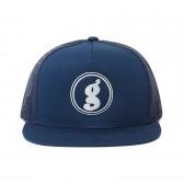 GOODENOUGH-MESH CAP - LOGO2 - Navy