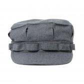 GOODENOUGH-VENTED ARMY CAP - Grey