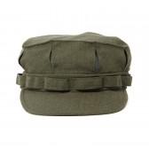 GOODENOUGH-VENTED ARMY CAP - O.D