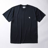 GOODENOUGH-DRY ATHLETIC TEE – GE LOGO - Navy